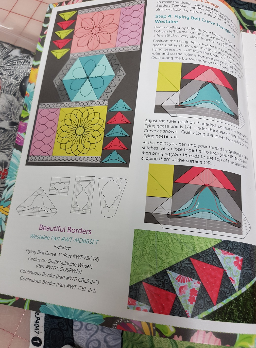 Westalee Continuous Borders -Continuous Hearts - StitchintheDitch ... : quilting stencils canada - Adamdwight.com