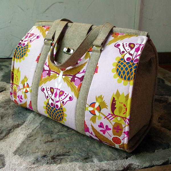 Swoon Sewing Bag Making Patterns- StitchintheDitch.com Canada