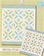 Winter Star Quilt Pattern - Cherry Blossoms