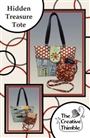 Hidden Treasure Tote Pattern The Creative Thimble